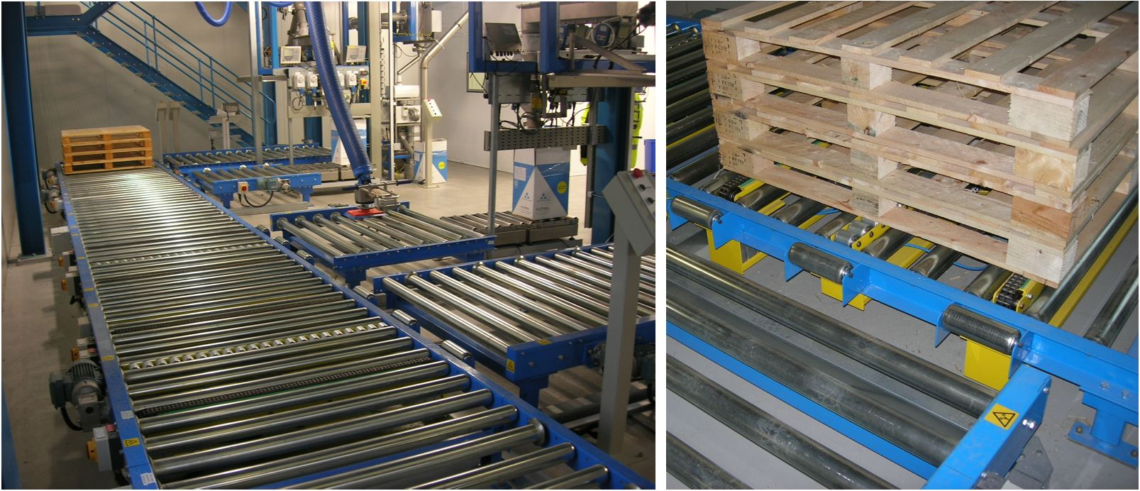 February 2019 Newsletter – Pallet Handling Roller Conveyor Systems
