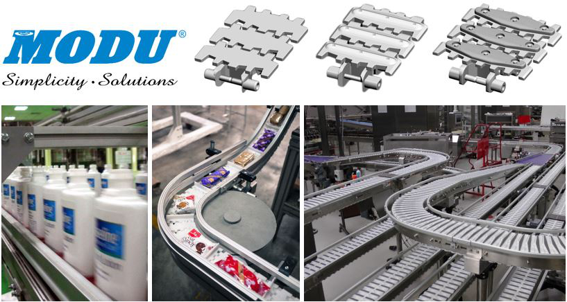 March 2019 Newsletter – MODU Flexible Chain Conveyor Systems
