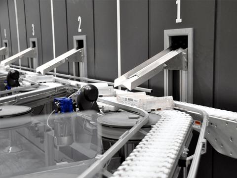 lens conveyors
