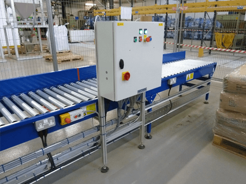 tea conveyors