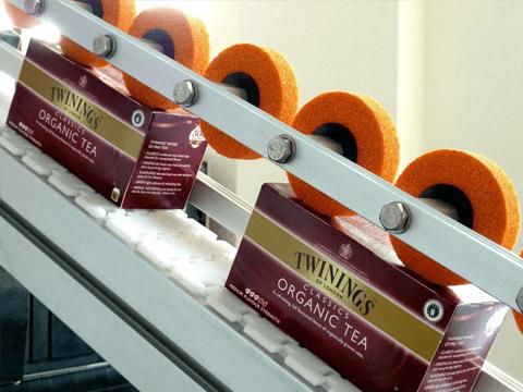 tea conveyors