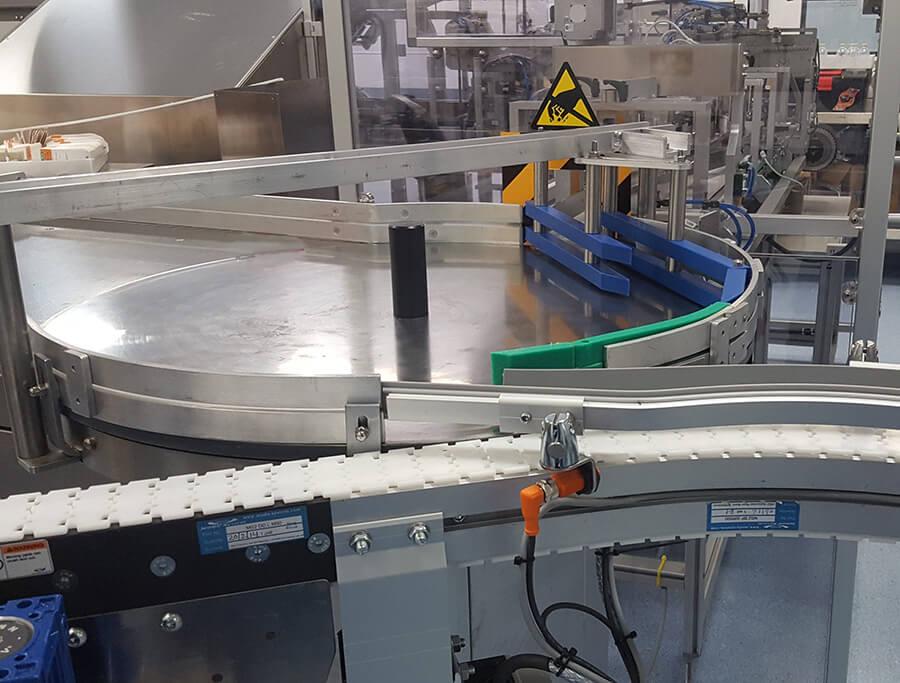 pharmaceutical conveyors